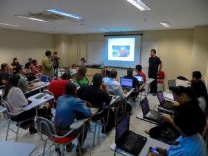 curso de midias sociais em porto velho, ministrado por marcelo vitorino, consultor de comunicação, marketing digital e gestão de crise