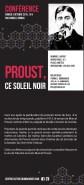 Conférence donnée cet automne, à l'invitation de la commissaire France Bissonnette.