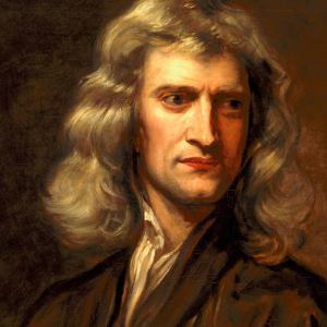 Sir Isaac Newton(1642–1726 AD)