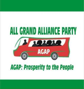 AGAP All Grand Alliance Party