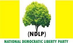 NDLP National Democratic Liberty Party