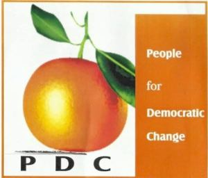 PDC People For Democratic Change