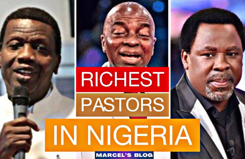 Top 10 Richest Pastors In Nigeria and Their Net Worth