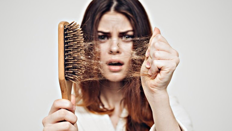 The Best Natural Ways To Stop Hair Loss