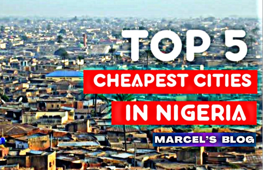Cheapest Cities in Nigeria