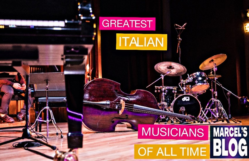 Top 10 Best And Greatest Italian Musicians Of All Time