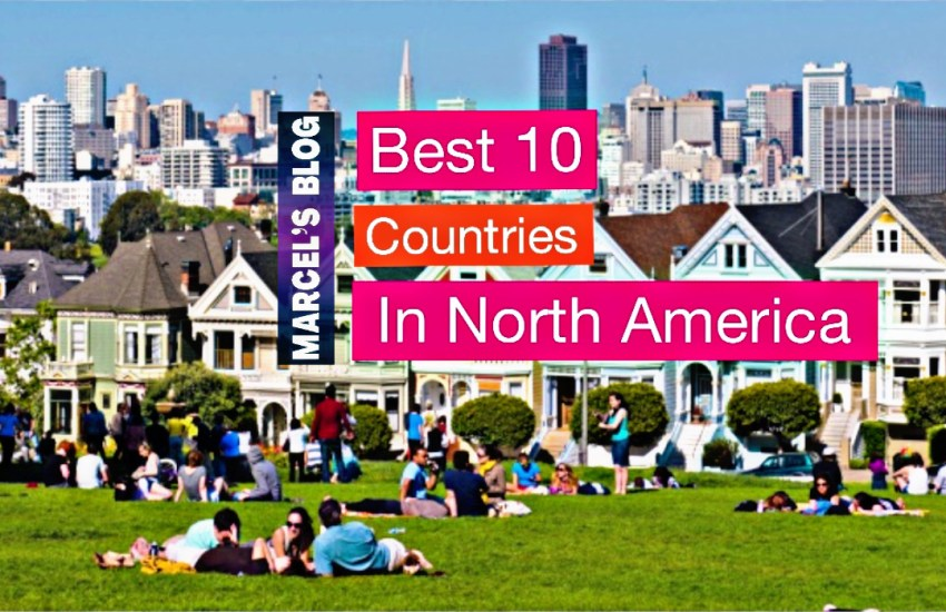 Best Countries in North America