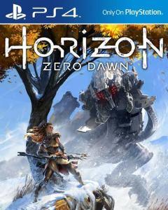 Top 10 PS4 games-Horizon Zero Dawn