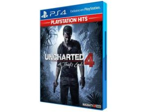 Top PS4 games-Uncharted A Thief's End