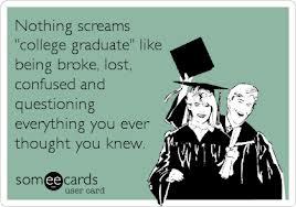 Don't be a broke college graduate