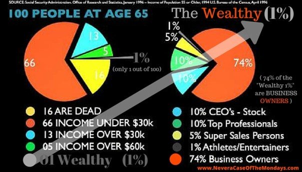 The Wealthy 1%