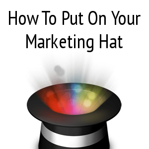 marketing hat