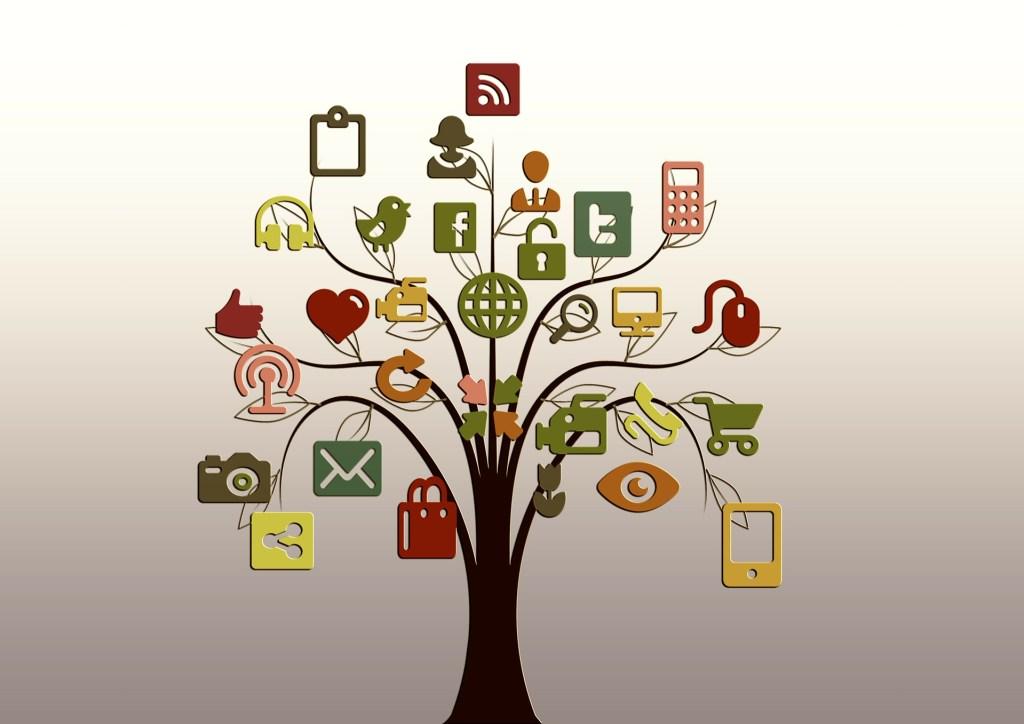 customers, social media