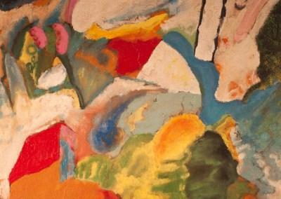 Vassily Kandinsky – Vue de Murnau