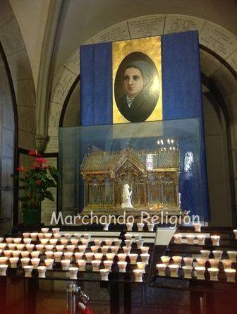 Quien es Bernadette Soubirous-Marchando Religión