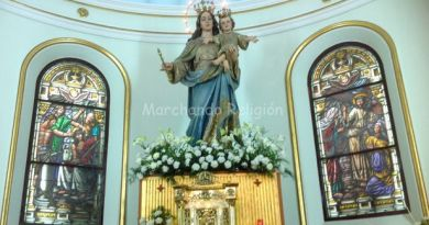 María Reina y Señora de la historia-Marchando Religión