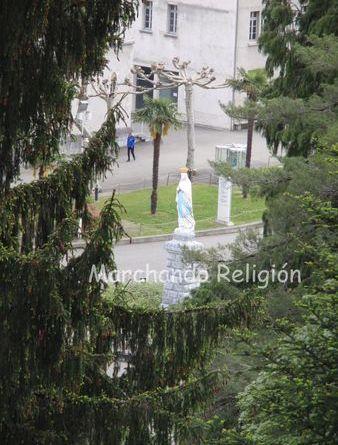 Apariciones en Lourdes: séptima