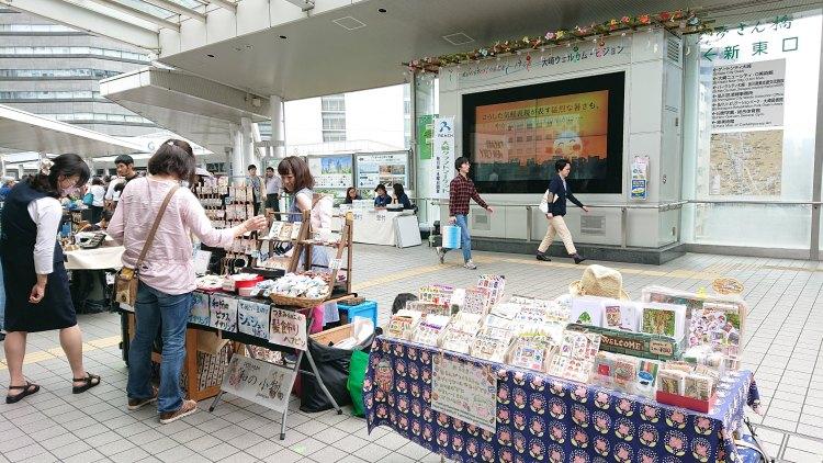REACH大崎クラフトマーケット20190710(6)