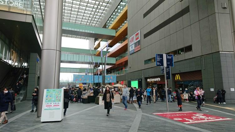 二子玉川ライズ:二子玉川ストリートマーケット_ふたこ座20200126(4)