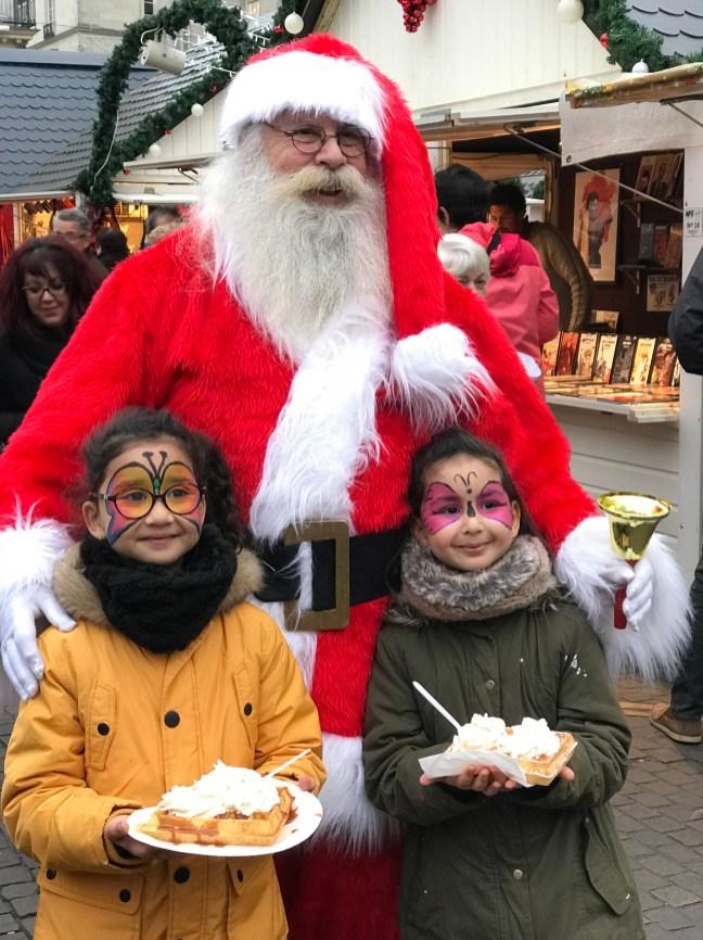Rencontre avec le Père-Noël