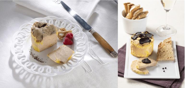 Foie gras et produits du Périgord