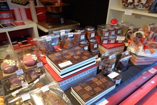 chocolats artisanaux Carli