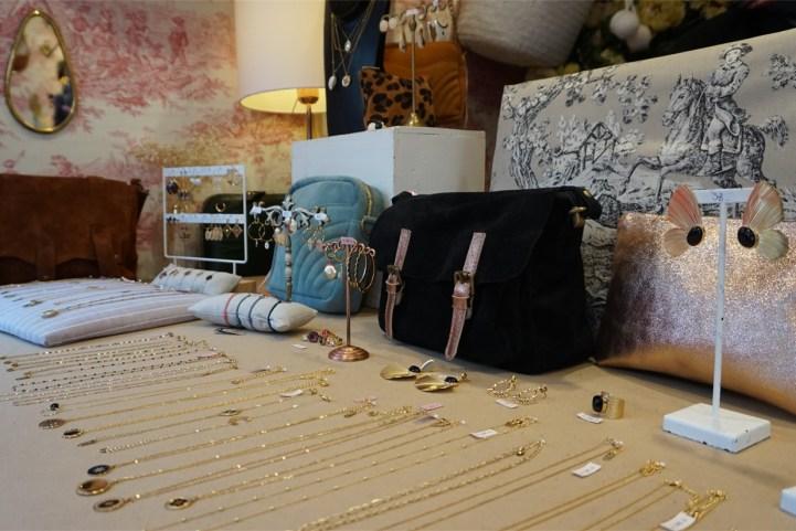 bijoux et sacs
