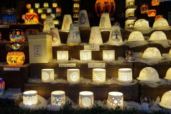 photophores ceramique marche de noel de nantes