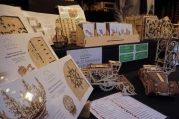 puzzle 3D bois mecanique marche de noel de nantes