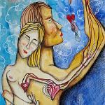 Natacha Zils – Artiste Peintre