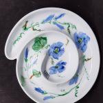 Plume Magicienne – Peintre Xieyi sur Porcelaine