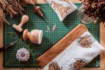 Lundi Gris Souris -  Ornement et réalisation textile