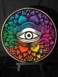 Rainbow Tree Art - Peinture thérapeutique