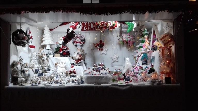 Peluches au Marché de Noël de Rouen