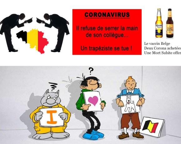36•Chapeau bas pour la Belgique