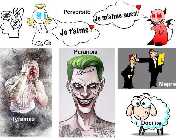 40•Pervers, paranoïaques et autres tyrans
