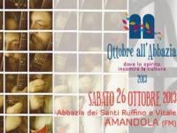 Ottobre all'Abbazia