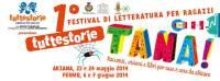 Festival Tuttestorie della Letteratura per ragazzi