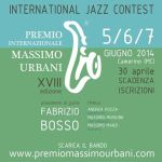 PREMIO INTERNAZIONALE MASSIMO URBANI | INTERNATIONAL JAZZ CONTEST