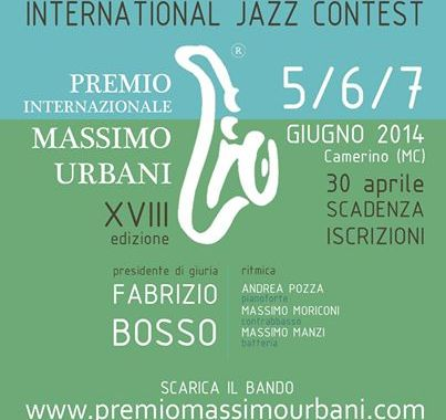 INTERNATIONAL JAZZ CONTEST