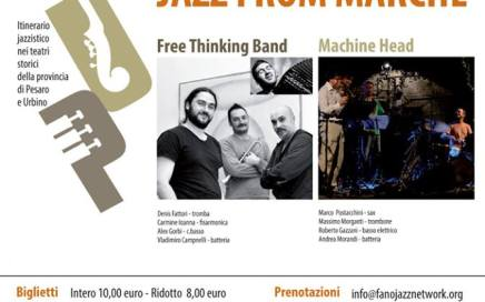 JAZZ FROM MARCHE AND MORE - ACQUALAGNA