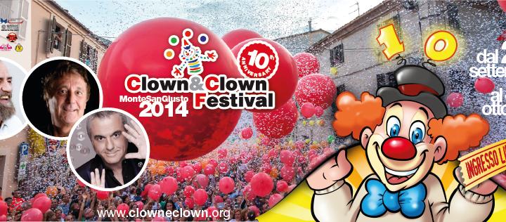 clown festival Montesangiusto