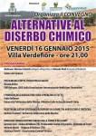 ALTERNATIVE AL DISERBO CHIMICO
