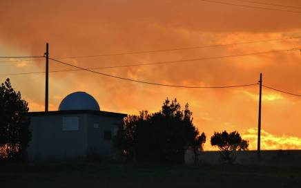 osservatorio astronomico di Pedaso
