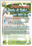 Gola del Furlo: vento, fiume, bosco, musica....