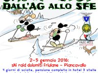 Corsi Sciescursionismo 2016 con la Scuola Free Heel