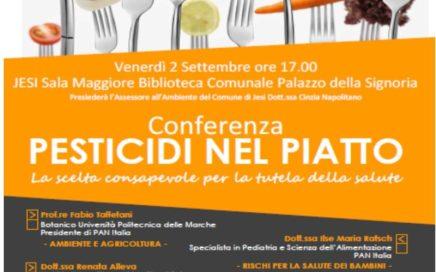 conferenza pesticidi