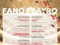 Fano – Stagione Teatrale 2016/17