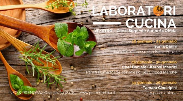 laboratori di cucina 2017