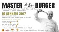 Master Burger. Panini Home Made con i Presidi Slow Food delle Marche